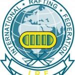 Uluslararası rafting federasyonu logosu