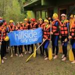 hillsidecity clup rafting turu