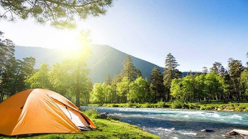 melen çayı çadır kamp