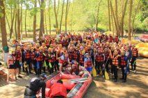 melen rafting