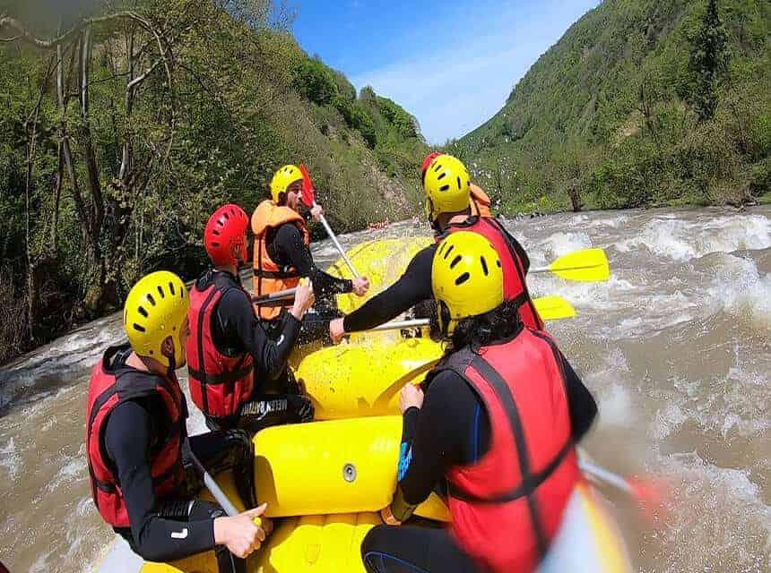 rafting turlari ve fiyatlari