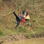 melen rafting zipline