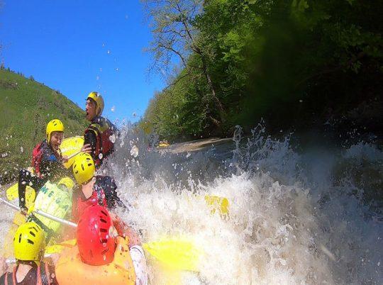 düzce rafting turu