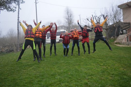 melenci rafting