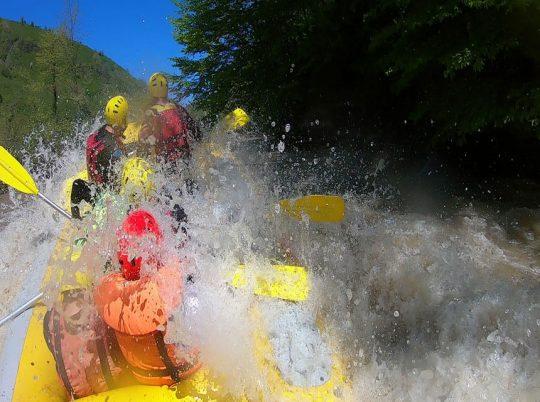 standart rafting turu